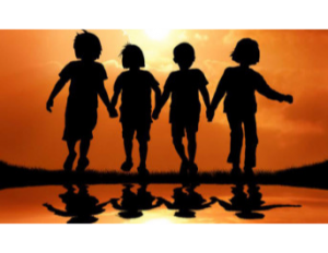 Friends are very important in your life. When you go to school, these are the children you prefer to play with. You talk to them so that you know what is